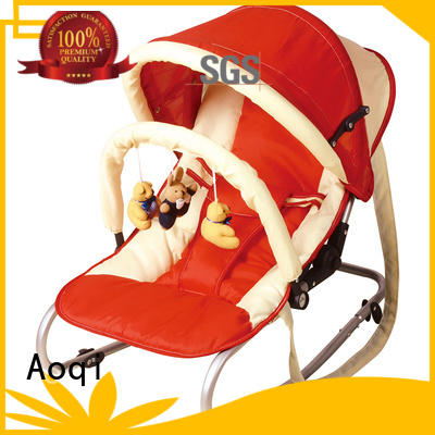 Wholesale safe baby rocking chairs for sale Aoqi Brand