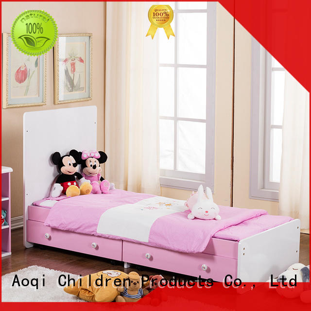 Aoqi baby crib price customized for bedroom