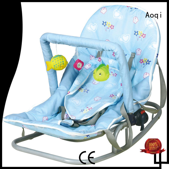 wholesale play designed baby baby rocking chairs for sale Aoqi Brand