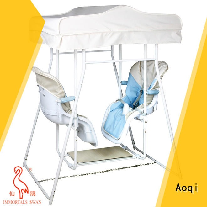 quality upright baby swing design for babys room