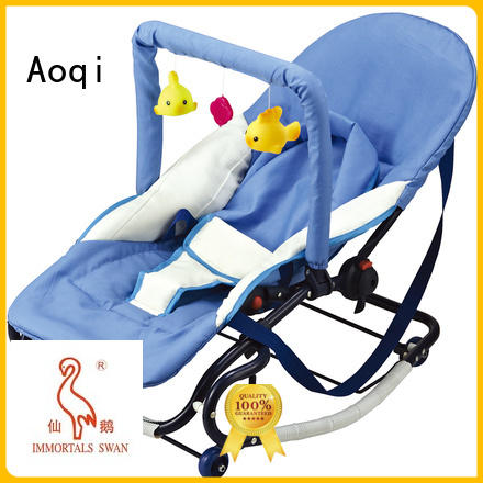 rest toddler baby bouncer and rocker multifunctional Aoqi company
