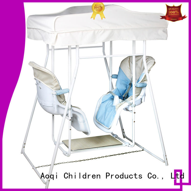 Wholesale wholesale baby swing chair online Aoqi Brand
