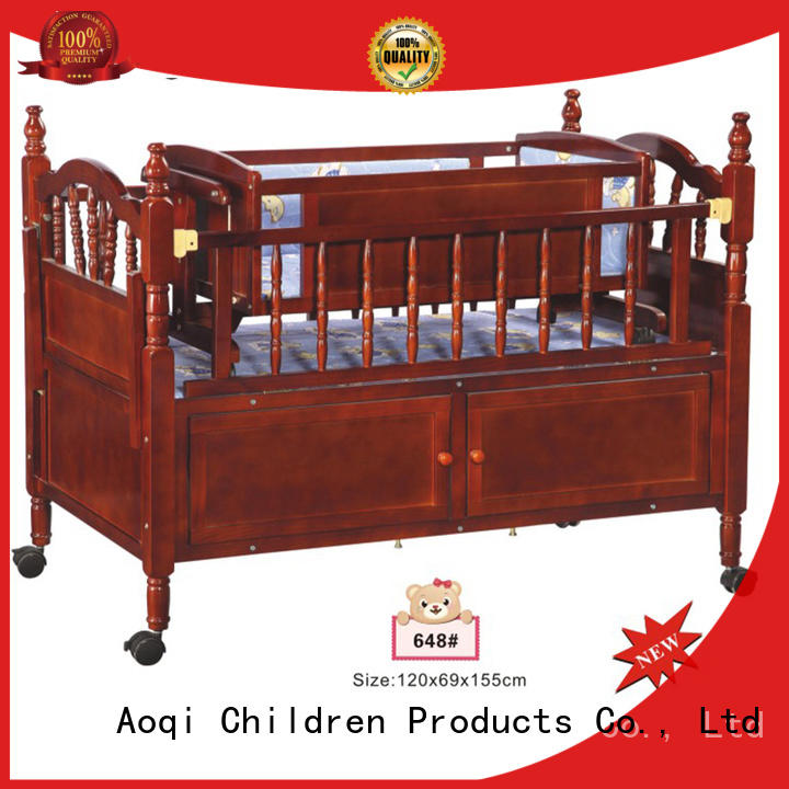 inside baby cots and cribs swing for kids Aoqi