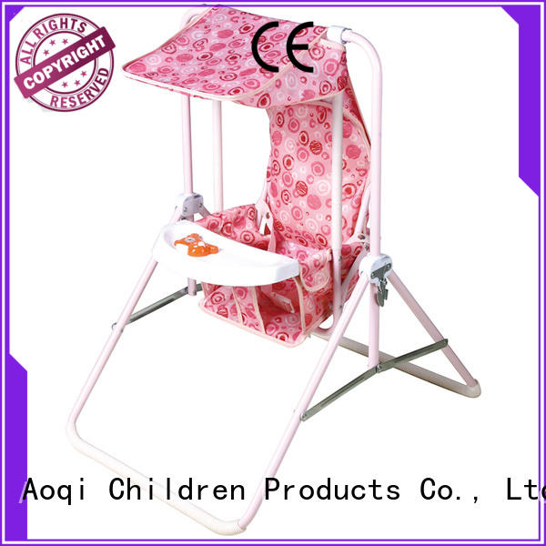 Aoqi baby musical swing chair inquire now for household