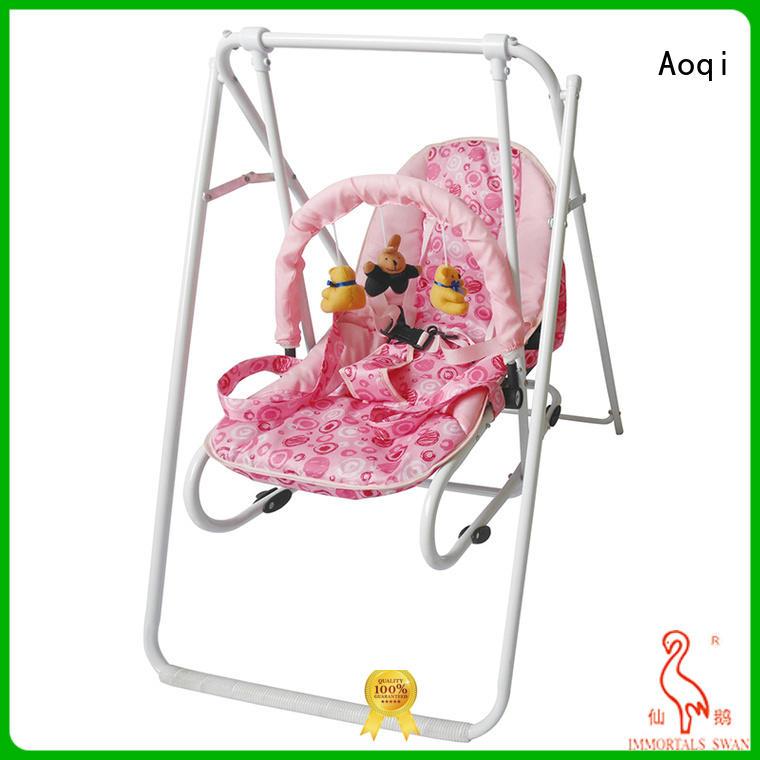 Aoqi Brand standard baby baby swing chair online