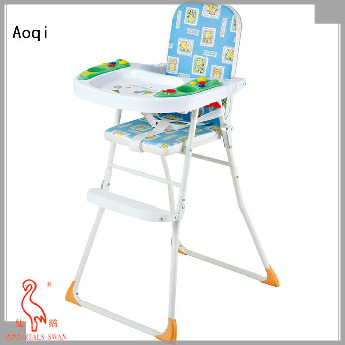 portable adjustable high chair for babies series for infant