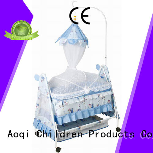 baby cots and cribs anti-mosquito crib Aoqi Brand baby crib online