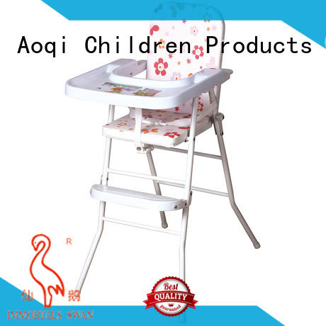 Aoqi plastic baby chair price customized for livingroom
