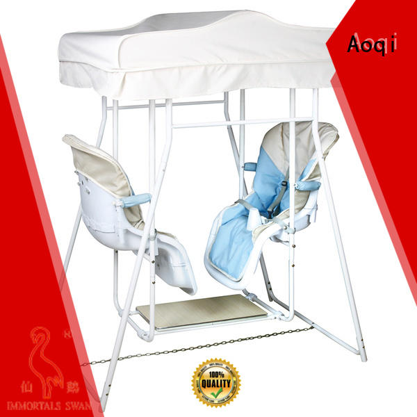 Hot baby swing chair online adjustable Aoqi Brand