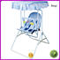 Aoqi Brand multi-colors safe cheap baby swings for sale manufacture