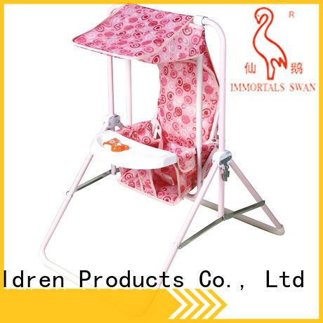 Aoqi standard buy baby swing design for household