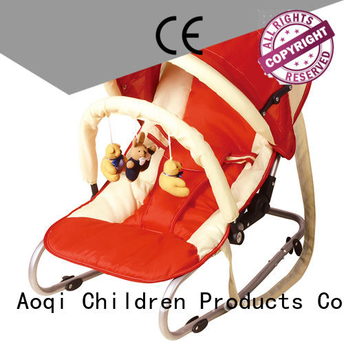 portable comfortable hanging rocker baby rocking chairs for sale Aoqi Brand