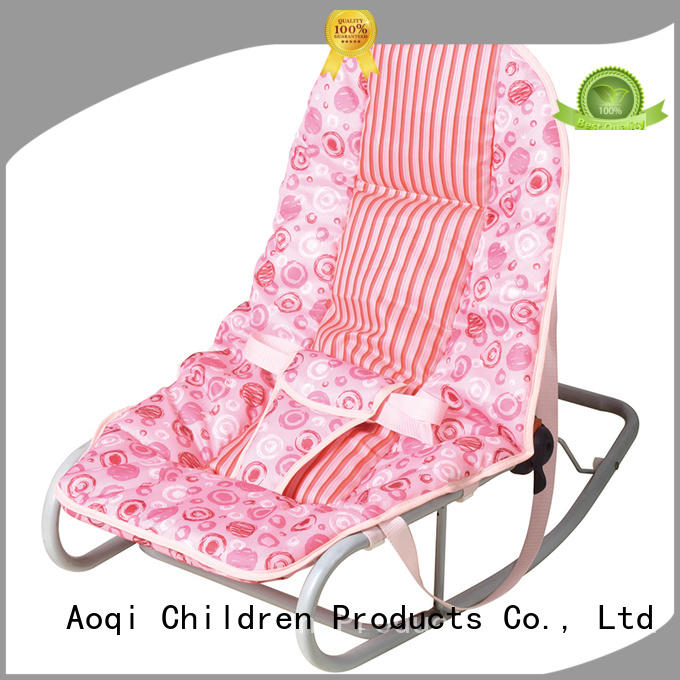 baby baby bouncer and rocker foldable Aoqi company
