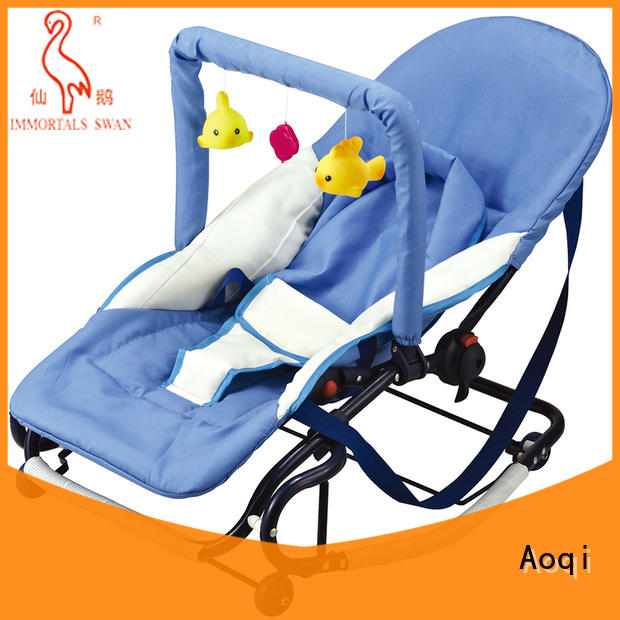 Aoqi comfortable baby rocker price supplier for toddler