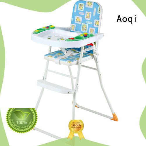 Aoqi feeding high chair customized for home