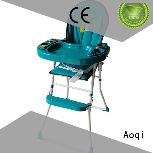 Aoqi dining folding baby high chair series for livingroom