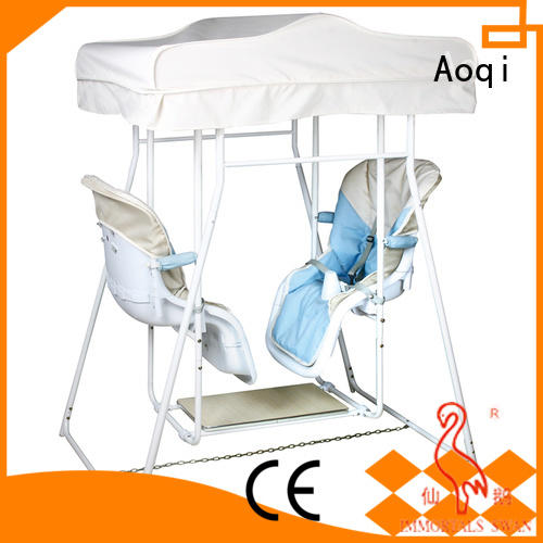 Wholesale musical baby swing chair online baby Aoqi Brand