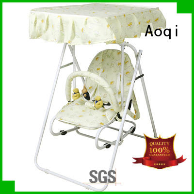 baby swing chair online wholesale bouncer cheap baby swings for sale standard Aoqi Brand