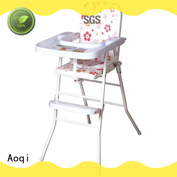 foldable adjustable high chair for babies directly sale for infant