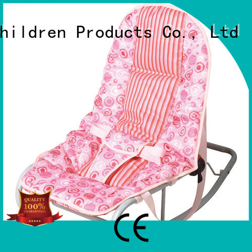baby toys baby bouncer and rocker canopy designed Aoqi company
