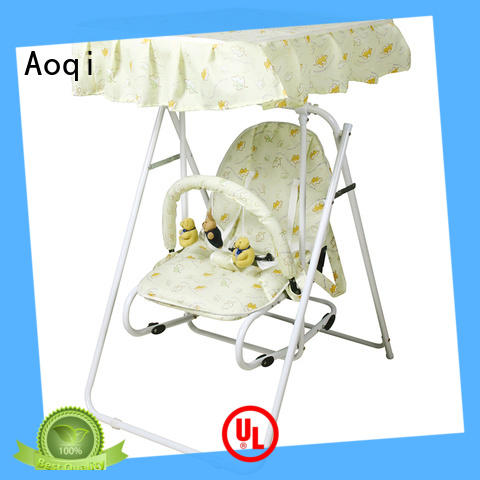 Aoqi cheap baby swings for sale with good price for kids