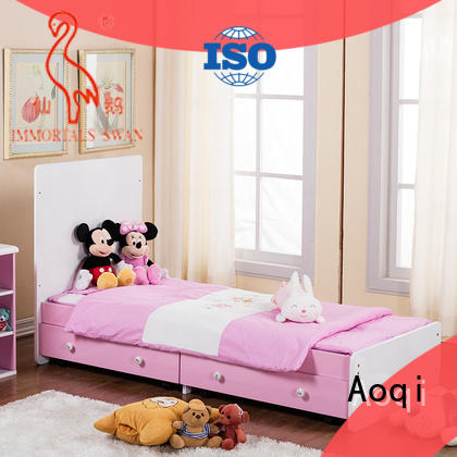 multifunction baby bed with drawers customized for bedroom