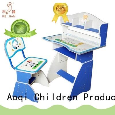 Aoqi study table chair online factory for home