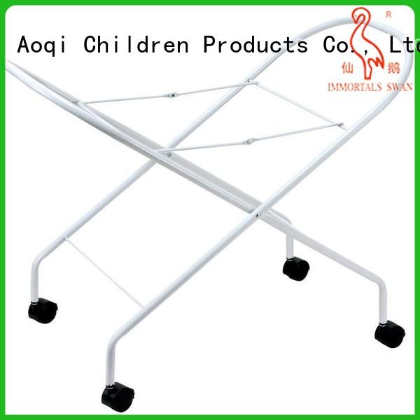 Aoqi folding bath stand wholesale for kchildren