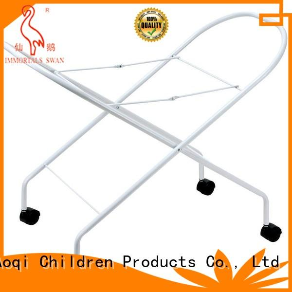 Aoqi Brand stable high quality baby bathtub stand manufacture