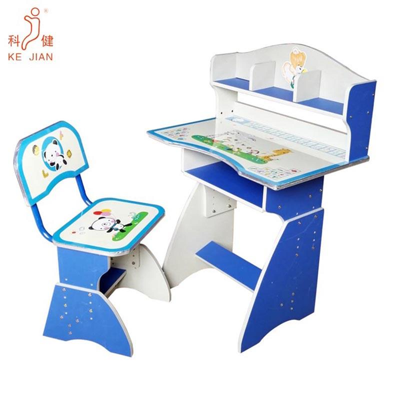Kids study table chair 2070