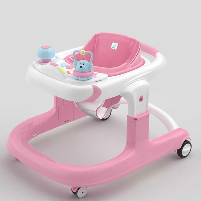 2021 New Arrivals baby walkers with 6 colors