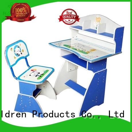 Aoqi study table with chair for child design for study