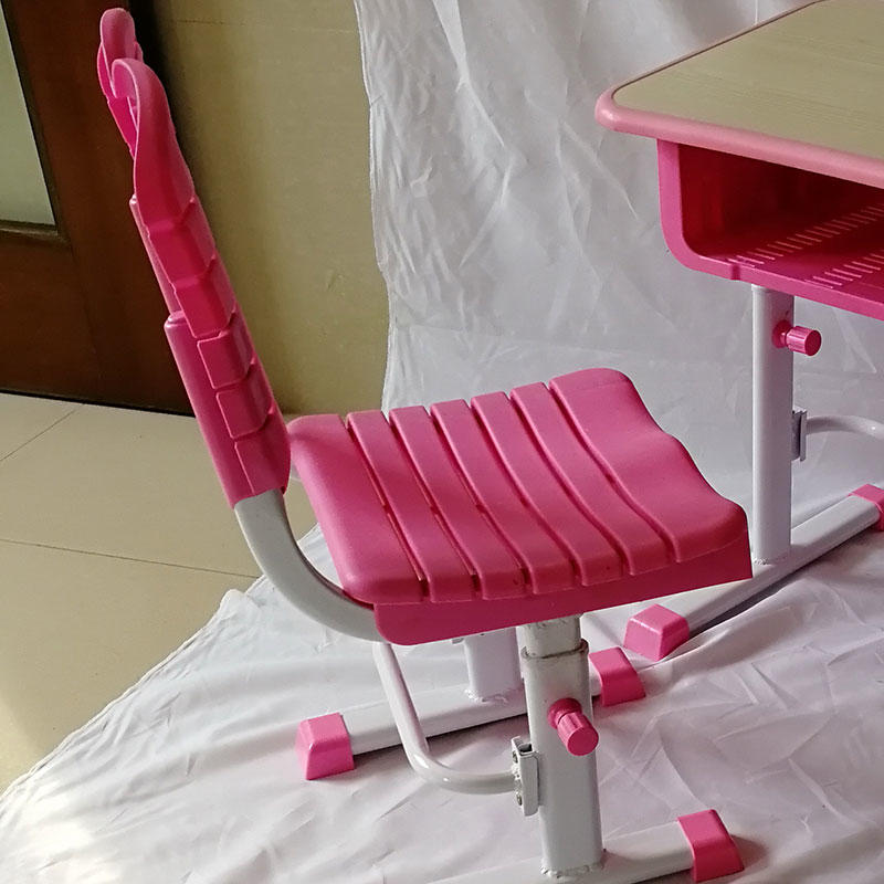 plastic study table and chair for students factory for home-2