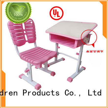 Aoqi preschool study table chair online factory for home