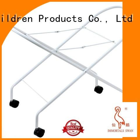 safe high quality baby bathtub stand adjustable Aoqi Brand