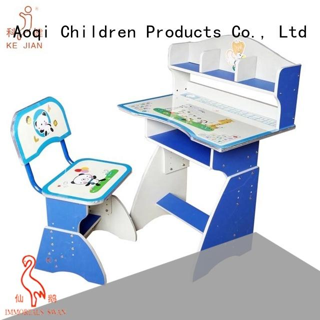 Aoqi stable study desk and chair set inquire now for household