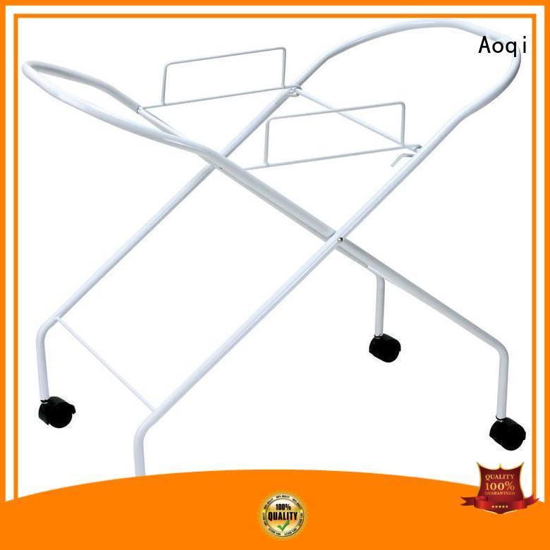 wholesale foldable baby bathtub stand adjustable Aoqi Brand company