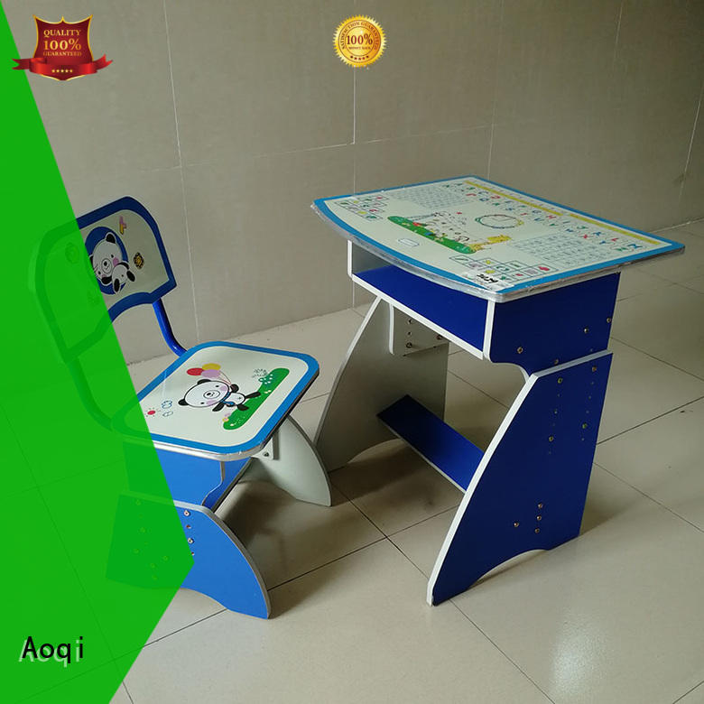 Aoqi excellent youth desk and chair set inquire now for household