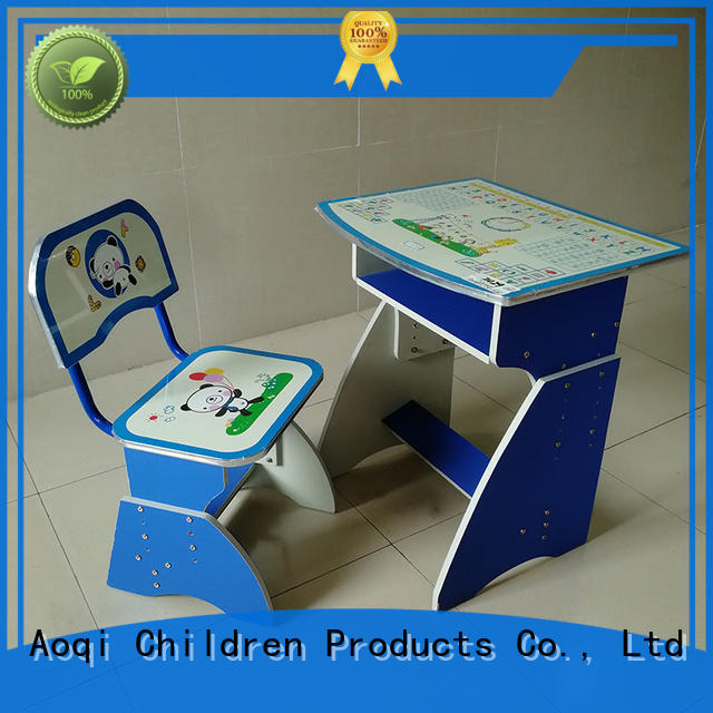 excellent study table and chair set factory for home