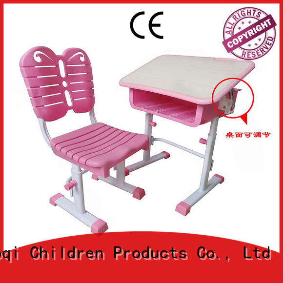 Aoqi preschool study table with chair for child inquire now for household