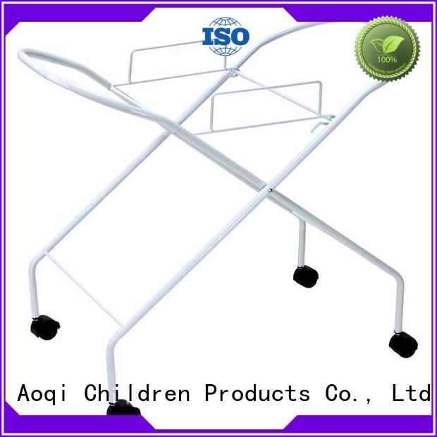 Wholesale wholesale metal baby bathtub stand Aoqi Brand