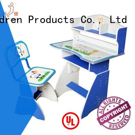Aoqi excellent study desk and chair set design for household