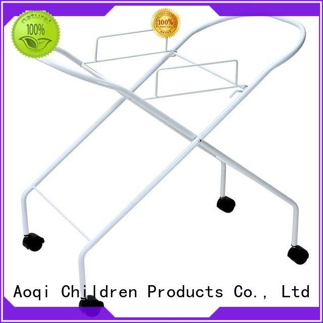 Aoqi blue baby bath stand mothercare factory price for household