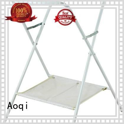 Hot wholesale folding baby bath stand children Aoqi Brand