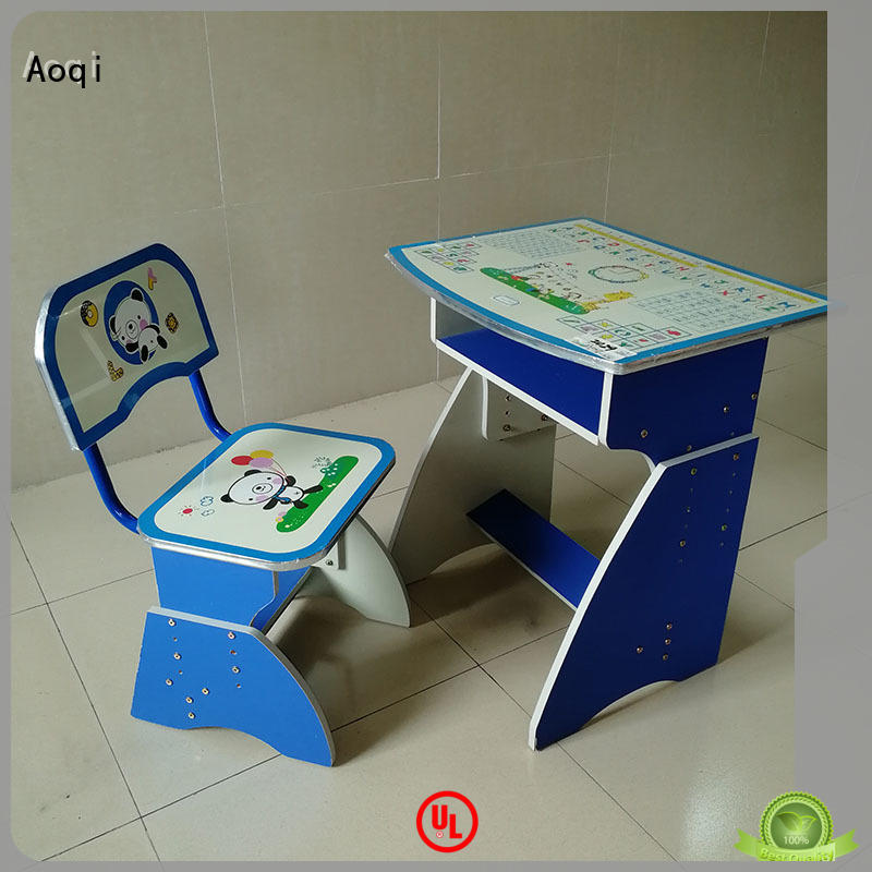 quality study desk and chair set design for home