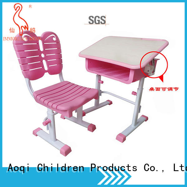 Aoqi kids study table set inquire now for household