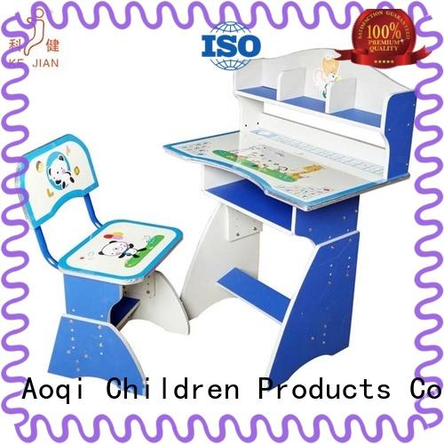 Aoqi children's study table and chair inquire now for household