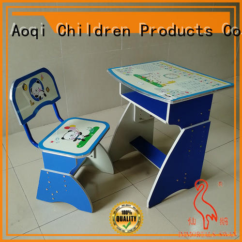 Aoqi study table and chair set design for household