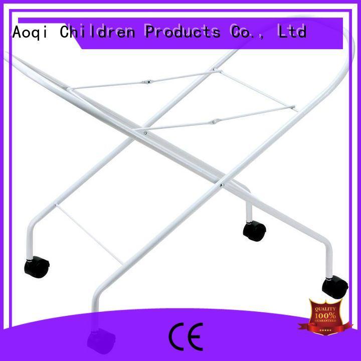 Aoqi PVC bottom universal baby bath stand supplier for kchildren