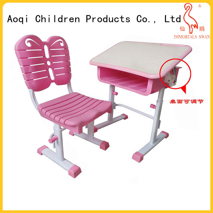 plastic study table chair online with good price for home